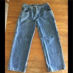 "Faded Glory Men's 36""x32"" Carpenter Jeans"